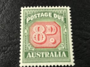 AUSTRALIA # J79-MINT NEVER/HINGED-----POSTAGE DUE-----1957