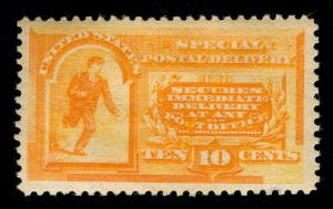 MOMEN: US STAMPS #E3 MINT OGh XF