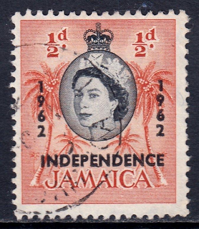 Jamaica - Scott #185 - Used - SCV $1.00