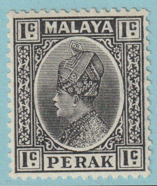 MALAYA PERAK 69 MINT  HINGED OG *  NO FAULTS EXTRA FINE!