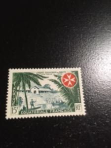 French Equatorial Africa sc 194 MH