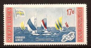 Dominican Republic  #  C - 108  Mint  N H