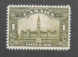 Canada Scott #159  Mint H   Scott CV $300.00