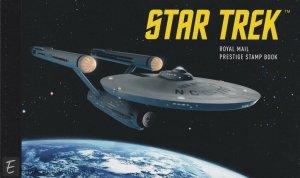 2020 -  GB  - DY36 - STAR TREK - PRESTIGE BOOK