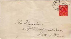 Canada, Postal Stationery, Canada Ontario