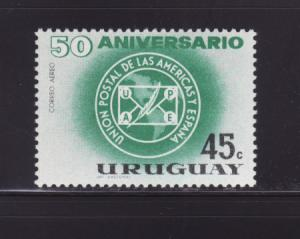 Uruguay C252 MNH EPAE Emblem (D)