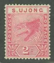 Malaya Sungei Ujong 31 Mint VF NG