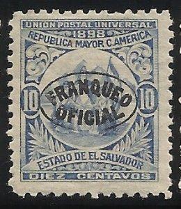 El Salvador O133 MHR