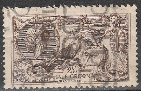 Great Britain #179   F-VF Used CV $75.00 (S6739)