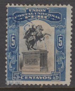Peru Sc#171 Used