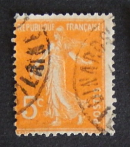 1920 New Value - Precancelled Prices are for Unused/Hinged, France, №1001-T