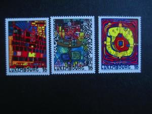 Luxembourg #924-26 Mint Never Hinged- (LC9) WDWPhilatelic