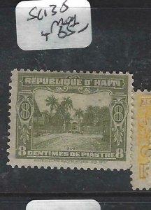 HAITI  (P1606B)  8C  SG 135   MOG