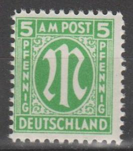 Germany #3N4 MNH F-VF (ST1922L)