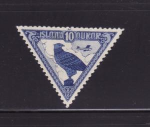Iceland C3 Set MHR Birds, Gyrfalcon (A)