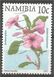 NAMIBIA, 1997, used 10c Fauna and Flora, Scott 854