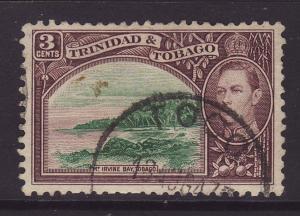 1941 Trinidad 3c Toco CDS