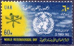 Egypt. 1962. 126. Meteorology. MLH.