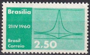 Brazil #907 MNH (S10548)