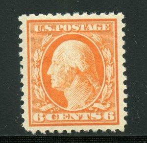 UNITED STATES SCOTT#506  6c WASHINGTON  XF/superb  MINT NEVER HINGED OG