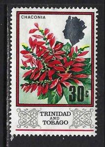 TRINIDAD & TOBAGO 154 VFU W719-4
