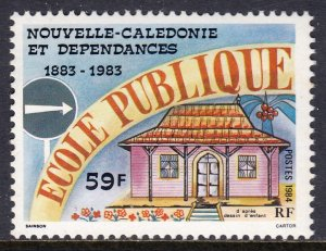 New Caledonia - Scott #504 - MNH - Light crease UL - SCV $1.75
