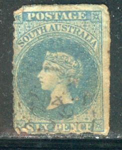 Australia South Australia Scott # 12, used