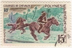 French Polynesia #230 used