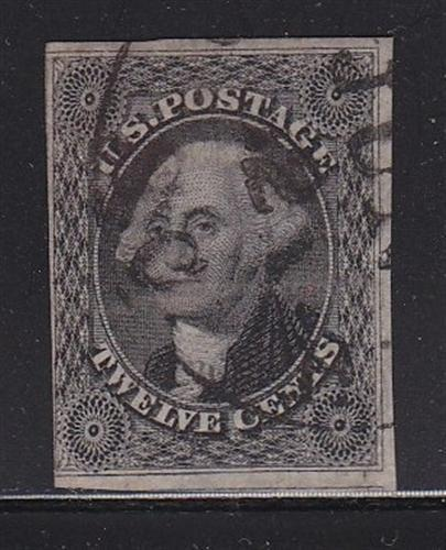 17 VF used light cancel Great color scv $ 275 ! see pic !