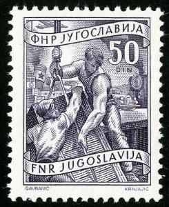 Yugoslavia Stamps # 315 XF Used OG Scott Value $30.00