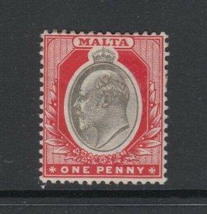 Malta, Scott 22 (SG 39), MHR