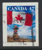 Canada SG 1367 Used  Inuit Cairn & Flag   see details