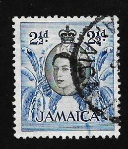 Jamaica 1956 - U - Scott #162 *
