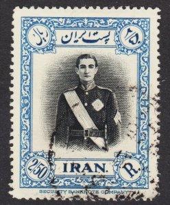 Iran Scott 939 F+ used.