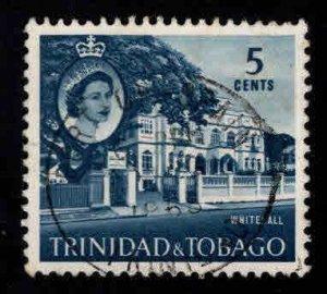Trinidad Tobago Scott 91 Used  stamp