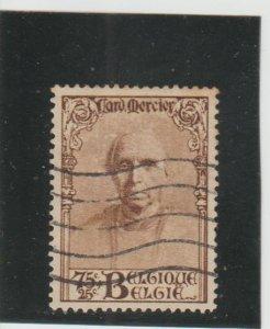 Belgium  Scott#  B116  Used  (1932 Cardinal Mercier)