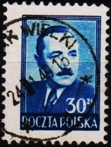 Poland. 1948 30z S.G.634 Fine Used