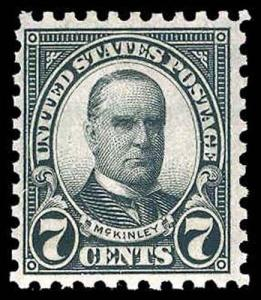 U.S. 1922-25 ISSUES 588  Mint (ID # 82261)