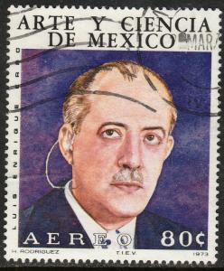 MEXICO C421, Art & Science (Series 3) USED. F-VF (1296)