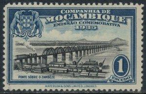 Mozambique Company #164*  CV $8.75