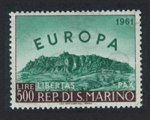 San Marino Europe issue 1960 SG#640 MI#700 CV£50+