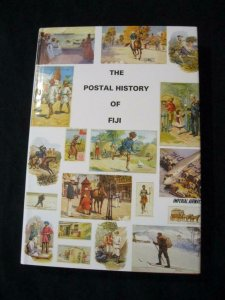THE POSTAL HISTORY OF FIJI by J G RODGER / EDWARD B PROUD