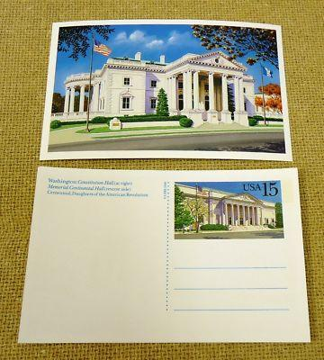 Washington DC Building 50qty Set of Mint USA Stamp Post