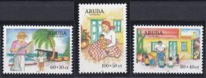 Aruba B56-B58 MNH (1999)