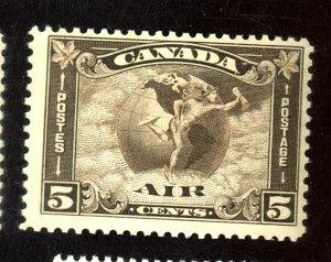 CANADA #C2 MINT FVF OG NH Cat $125