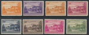 Norfolk Island SG 1-12 MNH 8 values   from SG 1 through 12 see scan/details