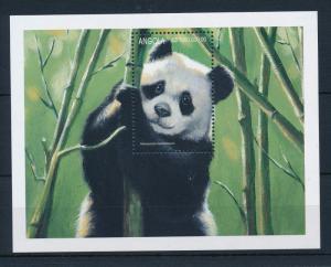 [31188] Angola 1999 Wild animals Mammals Giant Panda MNH Sheet
