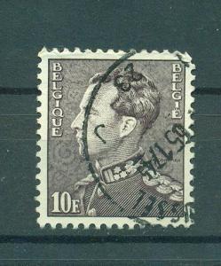 Belgium sc# 307 used cat value $.25