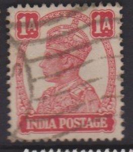 India Sc#171 Used