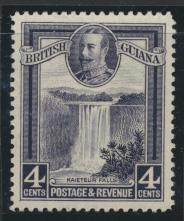British Guiana SG 291 Mint Hinged  (Sc# 213 see details)